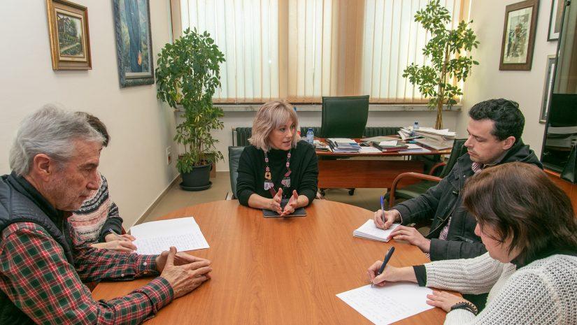 La alcaldesa preside la Junta de Portavoces del Ayuntamiento de Polanco