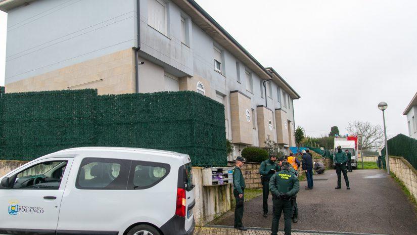 Operativo realizado por la Guardia Civil contra los enganches ilegales y las ocupaciones de casas