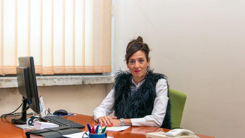 La concejal de Igualdad y Mujer, María José Liaño García