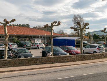 Centro de Salud de Polanco-Miengo, ubicado en la localidad de Rinconeda