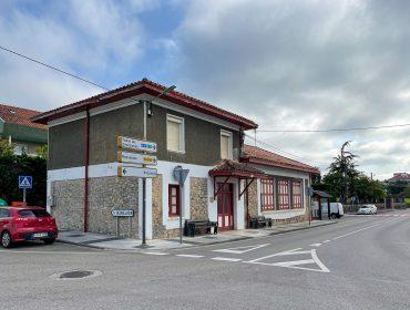 Edificio situado en el centro de Polanco que será rehabilitado para albergar la Casa Joven