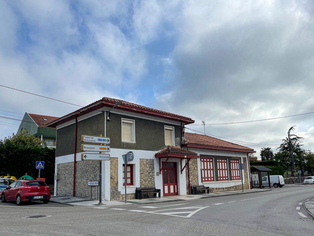 Actual edificio de la Tercera Edad que será reformado para Casa Joven