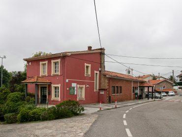 Sede de la Mancomunidad en la localidad de Mar, un edificio propiedad del Ayuntamiento de Polanco