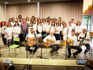 (ARCHIVO) Actuación de los alumnos de la Escuela de Música de Polanco en uno de los cursos anteriores