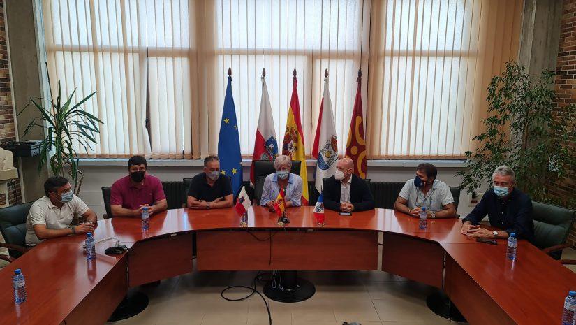 Rueda de prensa de presentación del Campeonato de España Femenino de Bolo Palma